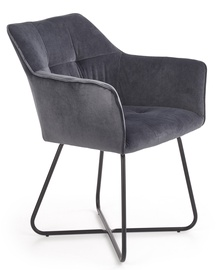 Halmar Chair K377 Grey