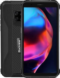 Mobilais telefons Blackview BV5100, melna, 4GB/128GB