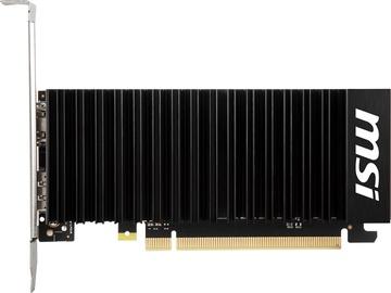 Videokarte MSI GeForce GT 1030 2GB DDR4 LP OC GT10302GHD4LPOC