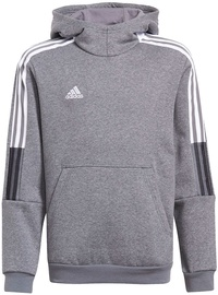 Джемпер Adidas Tiro Sweat Hoodie GP8803 Grey 164 cm