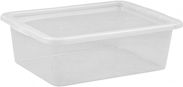 Plast Team Basic Box Bedroller with Lid 595x170x395mm