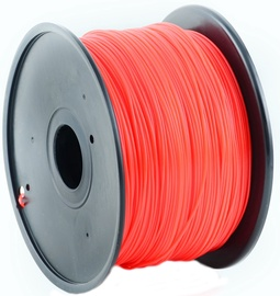 Gembird Flashforge ABS Plastic Filament Red