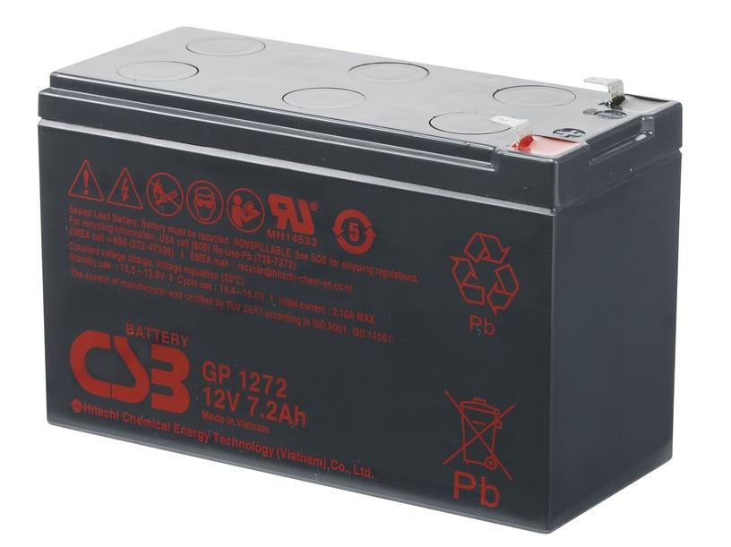 UPS aккумулятор CSB GP12120F2 12V/12Ah