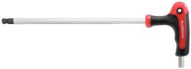 KSTools ERGOTORQUEplus T-handle Ball Ended Hexagon Key Wrench 8mm