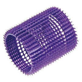 Olivia Garden Jet Set Pack Of 3 Curlers 5.4cm Purple
