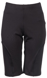 Bars Womens Shorts Breeches Black 56 M