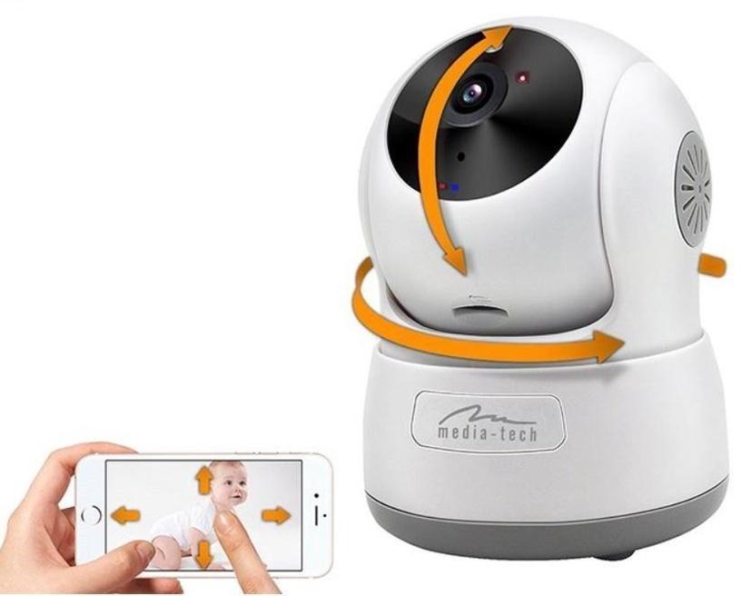 Media-Tech MT4097 WiFi IP Securecam