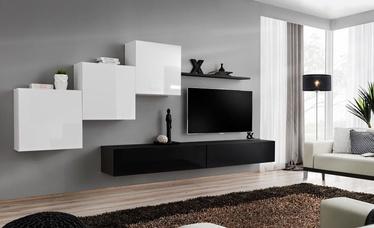 ASM Switch X Wall Unit White/Black
