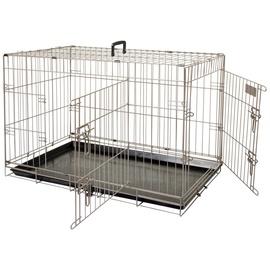 Клетка для собаки Flamingo Ebo 517582, 920x560x640 мм