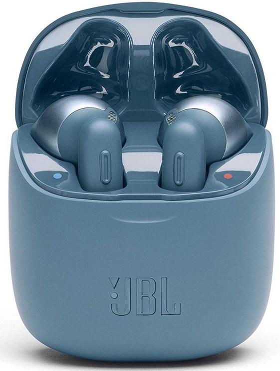 Беспроводные наушники JBL Tune 220TWS In-Ear Wireless Earbuds Blue (поврежденная упаковка)