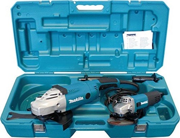Шлифовальная машина Makita DK0052G Angle Grinder Set