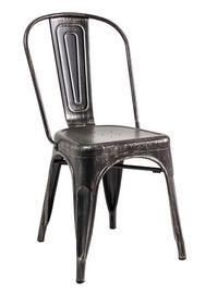 Ēdamistabas krēsls Signal Meble Loft Black Chain