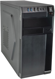 Akyga AK729BK mATX Micro-Tower Black