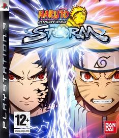 Naruto Shippuden Ultimate Ninja Storm PS3