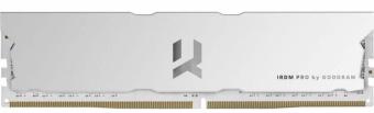 Operatīvā atmiņa (RAM) Goodram IRDM PRO White DDR4 8 GB CL17 3600 MHz