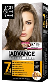 Llongueras Color Advance Hair Colour 6.1