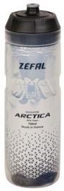 Zefal Arctica 75 Drink Bottle Silver/Black 750ml