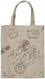 Home4you Home 34x40cm Cloth Bag With Handles Paris