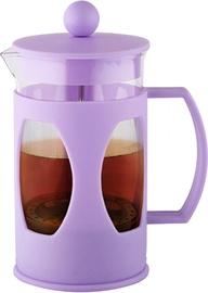 Fissman Coffee Maker French-Press Mokka 600ml Glass Purple 9004