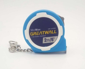Great Wall, 2 m, 16 mm