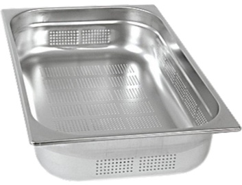 Stalgast G/n Perforated Food Pan 1/1 14l