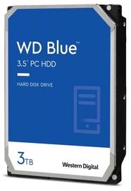 Cietais disks (HDD) Western Digital Digital Blue, HDD, 3 TB