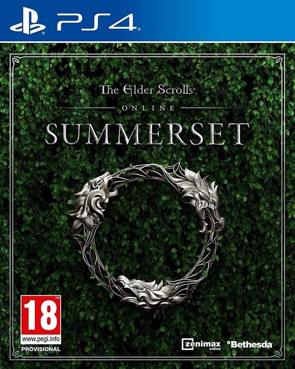 Elder Scrolls Online: Summerset PS4