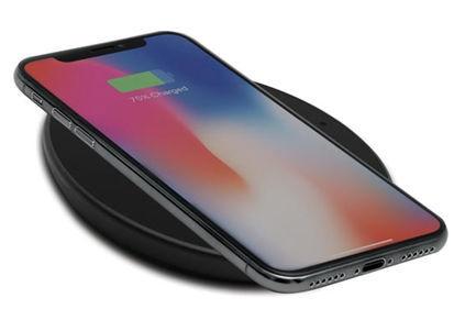Kanex GoPower Qi Wireless Charger Black