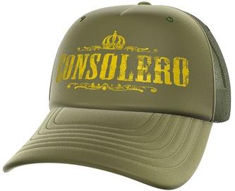 GamersWear Consolero Trucker Cap Olive