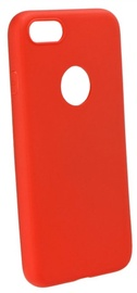 Mocco Ultra Slim Soft Matte Back Case For Samsung Galaxy S10 Plus Red