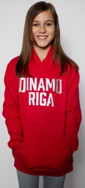 Dinamo Rīga Children Hooded Sweater Red 104cm