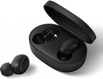 Bezvadu austiņas Xiaomi Mi True Wireless Earbuds, melna