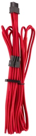 Premium Individually Sleeved EPS12V/ATX12V Cables Type 4 (Gen 4) Red