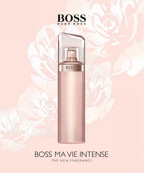 Духи Hugo Boss Boss Ma Vie Pour Femme Intense 50ml EDP
