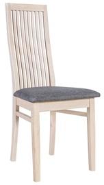 Ēdamistabas krēsls Home4you Oxford, pelēka