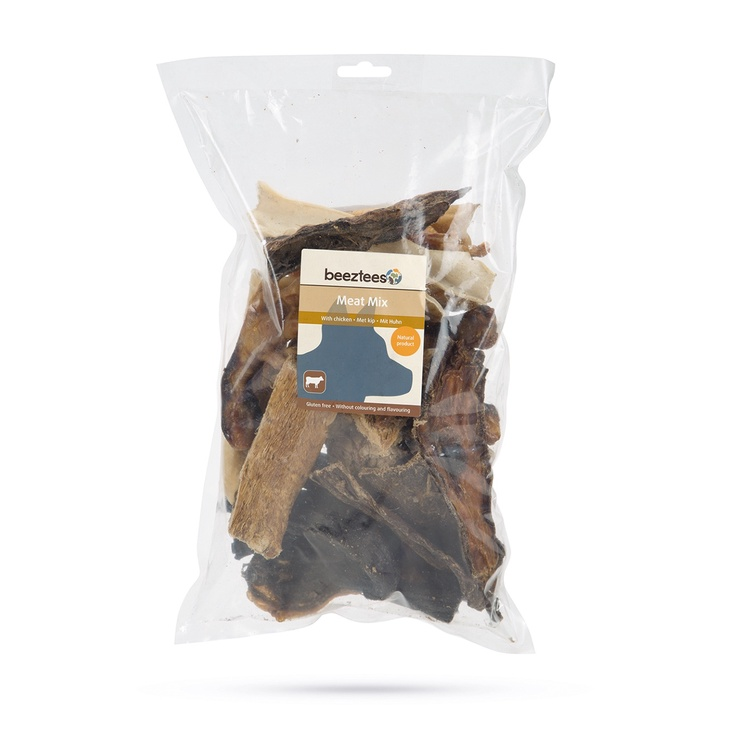 GARDUMS SUŅ. MEAT MIX 500G (BEEZTEES)