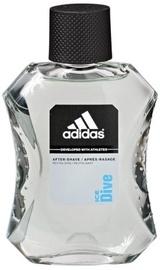 Лосьон после бритья Adidas Ice Dive, 100 мл