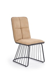 Ēdamistabas krēsls Halmar K-269 Brown/Black