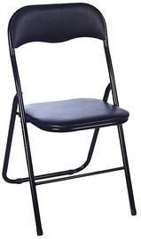 Apmeklētāju krēsls Signal Meble Tipo Black