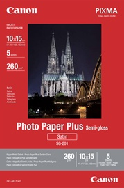 Canon SG-201 Plus 10x15 Semi-Glossy 5 Pages