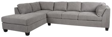 Home4you Helmy Corner Sofa Left Gray
