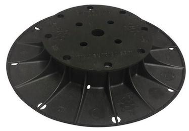 SN Adjustable Pedestal 35-50mm Black 24pcs