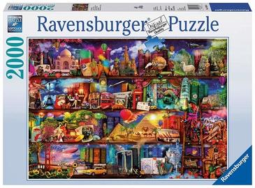 Puzle Ravensburger World Of Books 16685, 2000 gab.