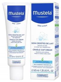 Крем Mustela Cradle Cap Cream, 40 мл
