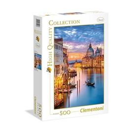 Пазл Clementoni Lighting Venice 35056, 500 шт.