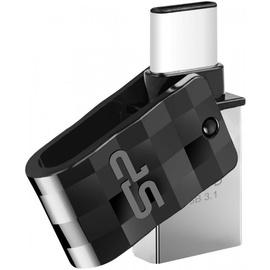 Silicon Power 16GB Mobile C31 USB 3.1/USB-C Flash Drive