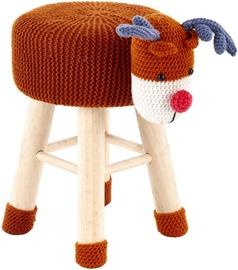 Bērnu krēsls Halmar Dolly 3, daudzkrāsains, 420 mm x 290 mm