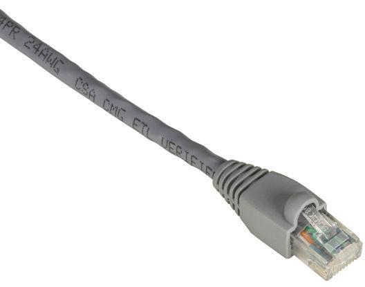 Black Box Ethernet Patch Cable CAT6 UTP Grey 3m