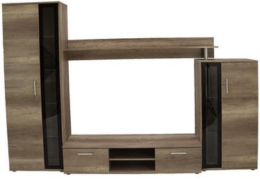 Комплект мебели для гостиной Top E Shop Bemi, серый