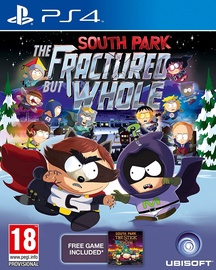 South Park: The Fractured But Whole incl. The Stick of Truth PS4
